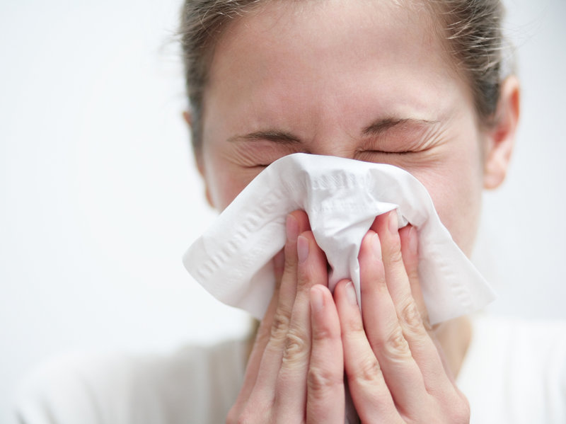 Combattere le allergie a tavola!
